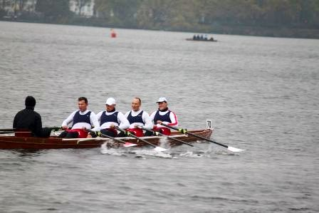 Mastermänner in Aktion
